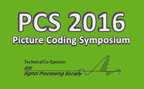 PCS 2016 32nd Picture Coding Symposium